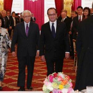 France-Singapore Expand Economic Links