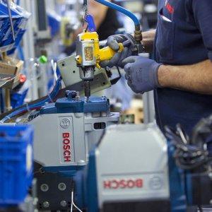 German Manufactures Near Stagnation