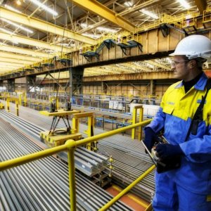 Global Steel Industry Optimistic About India