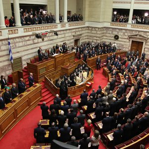 Greece Passes Austerity Measures
