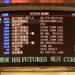 HK Stocks End Higher