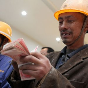 Higher Wages in China Show Better Productivity