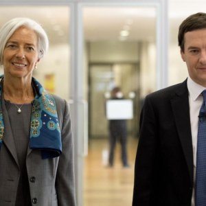 IMF 'Salutes' UK Performance