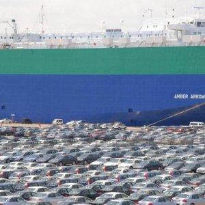 Japan Posts Trade Deficit