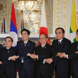 Japan Pledges $6b to Mekong Nations