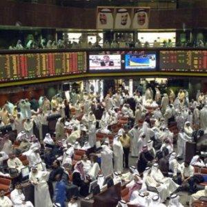 Middle East Stocks Slide Again