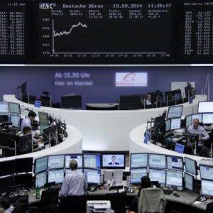 Mining, Telecom Push European Shares Up