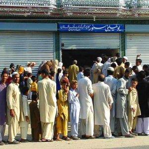 Pakistan Facing 'Existential Crisis'