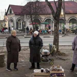 Russia's Hard-Hit Areas Get Help