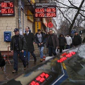 Russian Economy Declining
