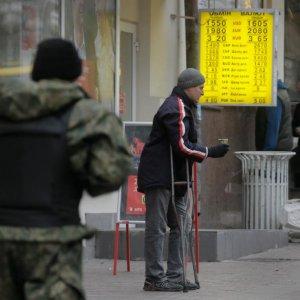 S&P Declares Ukraine  in 'Selective Default'