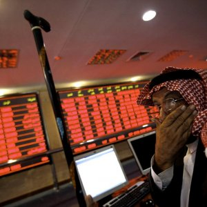 Saudi Stocks at 35-Month Low