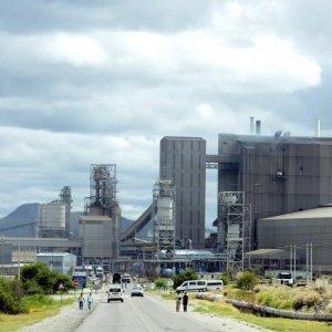 South Africa Mining Under Pressure