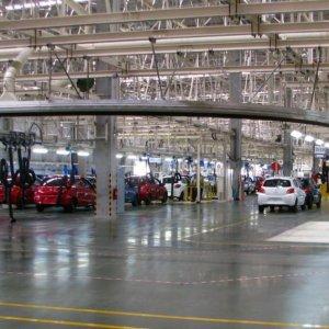 Thai Factory Output Falls