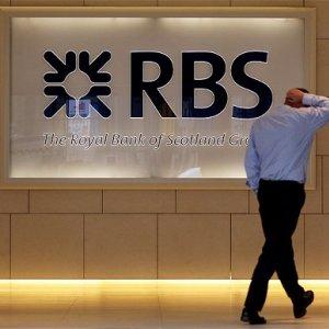 UK Sells RBS Shares at a Loss of $1.7b