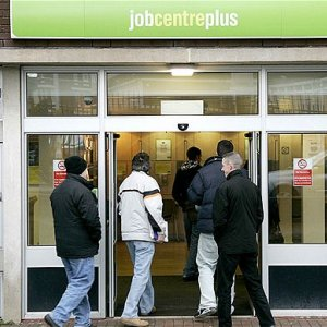 UK Joblessness Rises