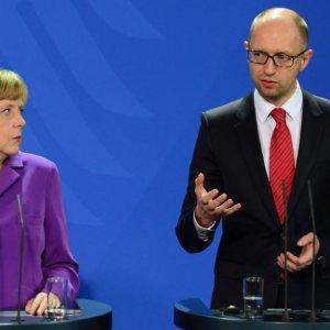 Ukraine Insists on EU Free Trade Pact