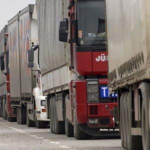 Ukraine Imposes Trade Embargo on Russia