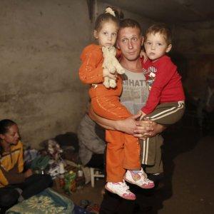 Ukrainians Feel Effects of War,  Struggling Economy