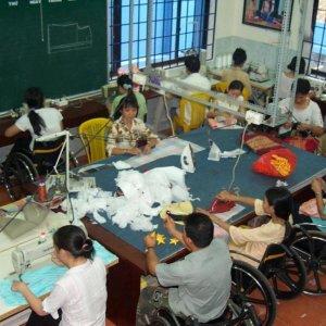 Vietnam Disabled Face Uphill Battle for Jobs