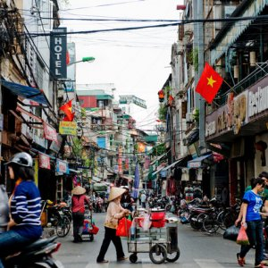 Vietnam Growth Steady at 6.7%