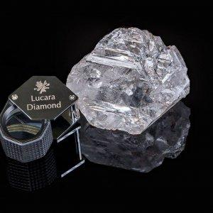 World's 2nd-Largest Diamond Found in Botswana