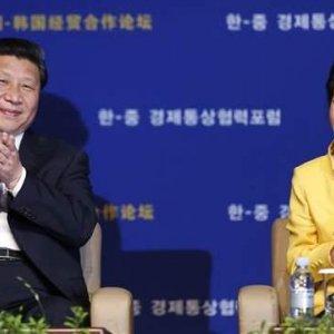 China, S. Korea Sign FTA Deal