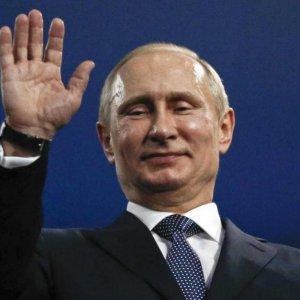 Putin Optimistic of Economic Revival