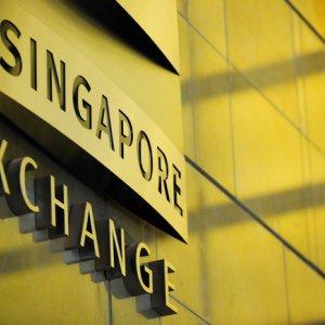 Singapore Market Cap at $1t