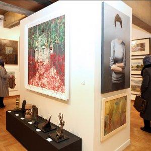 'Haft Negah' Art Expo at Niavaran Cultural Center