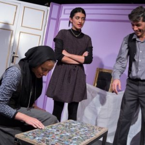 Mysterious 'Veronica's Room' on Stage