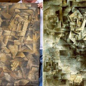 Picasso Masterpiece Found in Attic