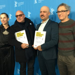 Iran Wins a Prize at Berlinale