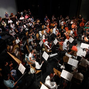 China Philharmonic Orchestra to Perform at Vahdat Hall