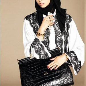Dolce & Gabbana Releases Hijab Range