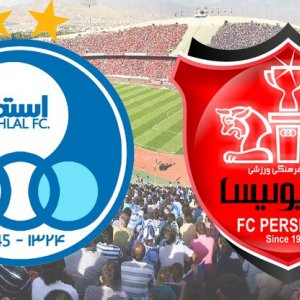 Hottest Asian Club Rivalry Between Esteghlal, Persepolis