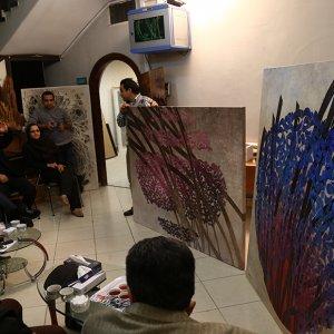 40 Nations in Fajr Visual Art Festival