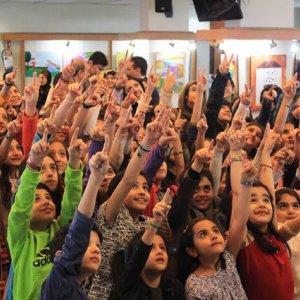 'Friendly Message' for Mahak Children