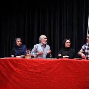 Lorestani's 'Last Supper' on Stage