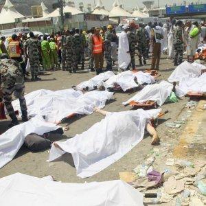 131 Iranians Among 1500  Killed in Mecca Panic