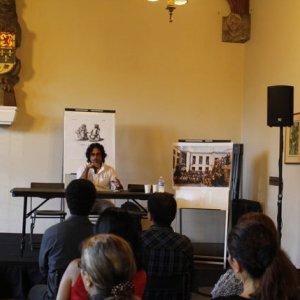 Sharifian Introduces Iranian Bagpipe at Toronto University