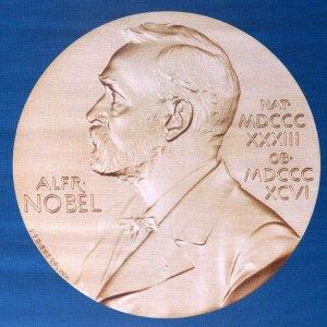 Nobel Medal Fetches $800,000 at Auction