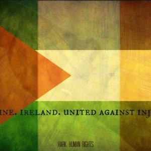 Ireland, Palestine Bond Through Art