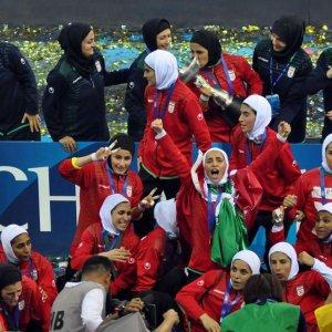 Rouhani Directive on Women Futsal Team