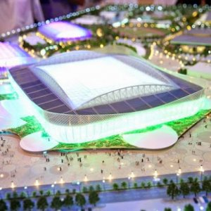 Qatar Unveils Design for World Cup 2022 Stadium