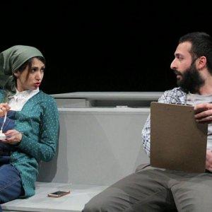 'Rabbit Hole' on Tehran Stage