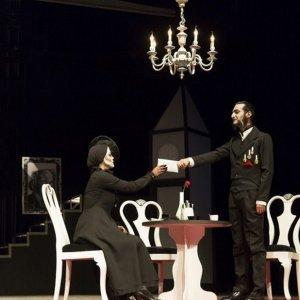 Swiss Play on Tehran Stage