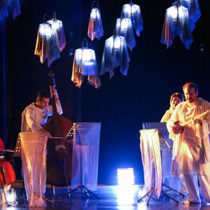 Narrative Musical Performance of Great Persian Poets