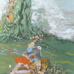 Takestani's  Miniature Art