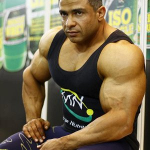 World Bodybuilder Champion Abbaspour Passes Away